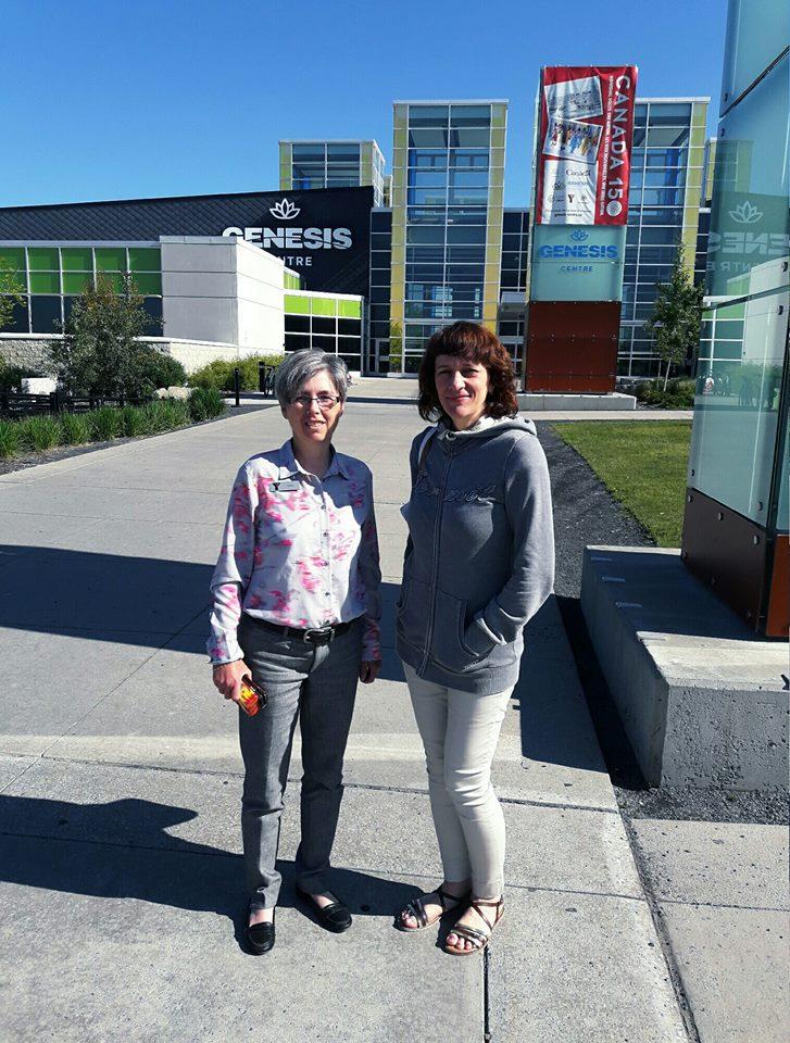 Національна конференція YMCA Канади та партнерський візит