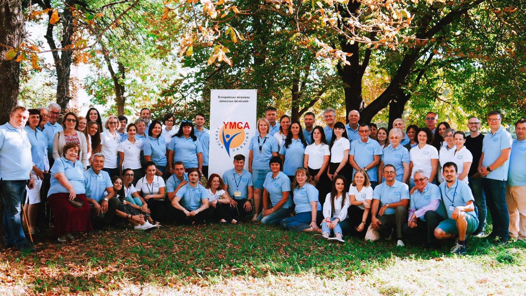 YMCA Ukraine- 25 years together