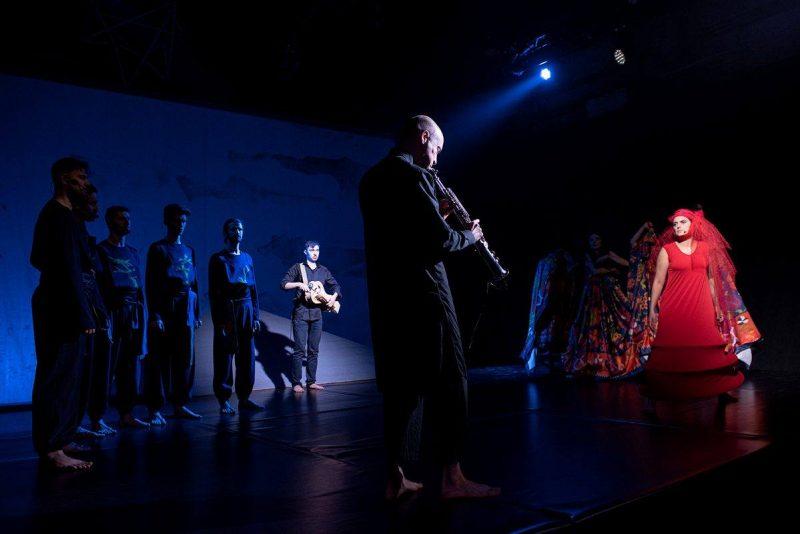 Нова українська опера-міф «Ukraine – Terra Incognita» виходить на велику сцену
